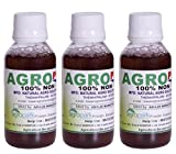 Agro Plus AM003_3 Pesticide - Set of 3
