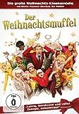 DVD Cover 'Der Weihnachtsmuffel