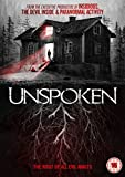 Unspoken [DVD] [UK Import]