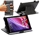 Navitech Custodia/Cover Multi Stand Nera per ASUS MeMO Pad 7 ME176CX Tablet