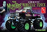Best Chevy Trucks - AMT Model Kit - The Munsters Chevy Monster Review