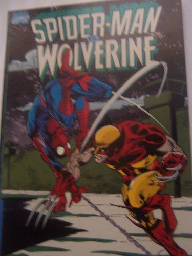 Spiderman Versus Wolverine: 002