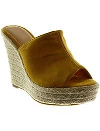 Calzature & Accessori gialli per donna Buxa