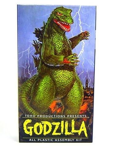Godzilla Aurora Model - Polar Lights re-issue Model Kits by Polar Lights