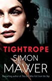 Front cover for the book Tightrope by Simon Mawer