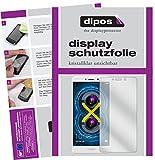 dipos I 2X Schutzfolie klar passend für Honor 6X Folie Bildschirmschutzfolie