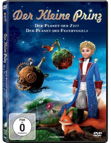 Der kleine Prinz: Der Planet der Zeit / Der Planet des Feuervogels