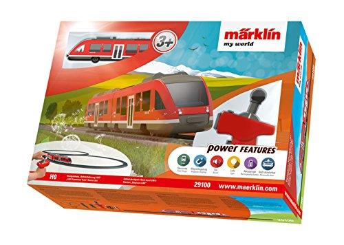 Märklin 29100 -  Startpackung Nahverkehrszug Lint Akku, Fahrzeuge