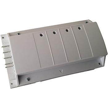 dismy slave 4 zone wiring centre underfloor heating manifold control