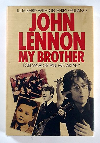 John Lennon, my brother