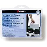 Rexel 2104237 Schmiermittelblätter für Aktenvernichter, 6 Stück