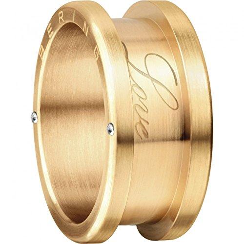 Bering Damen-Ringe Edelstahl mit Ringgröße 60 (19.1) 520-21-94