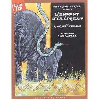 L'enfant d'éléphant (1CD audio)