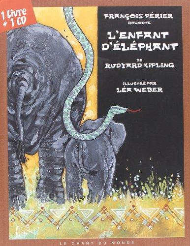 L'enfant d'éléphant (1CD audio...