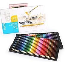 Cobee Set de Lápices de Colores (72 unidades)