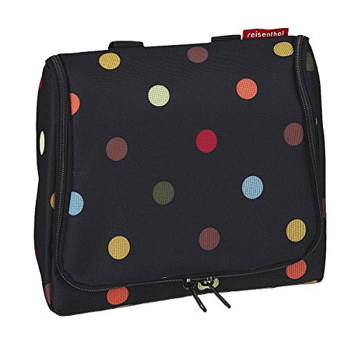 Reisenthel toiletbag, XL, dots, WO7009