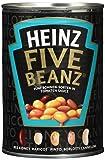 Produkt-Bild: Heinz Baked Five Beanz, 6er Pack (6 x 415 g)