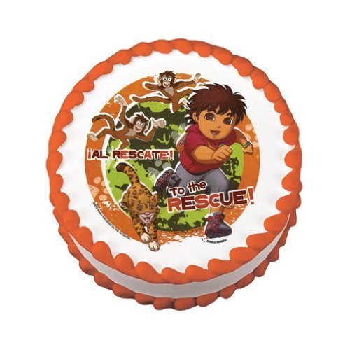 ake Image Birthday Party NIP by Lucks (Go Diego Go Birthday Party)