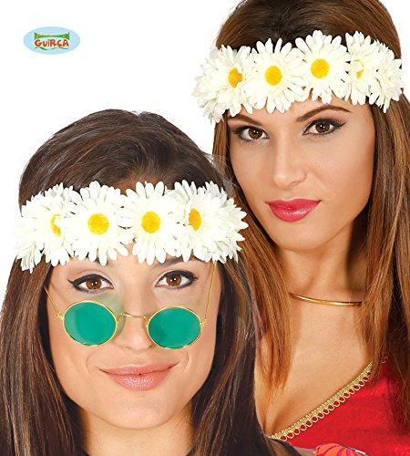 Guirca Fiestas gui18679–Diadem Blancas Flores