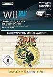 The Legend of Zelda: The Minish Cap [Wii U Download Code]