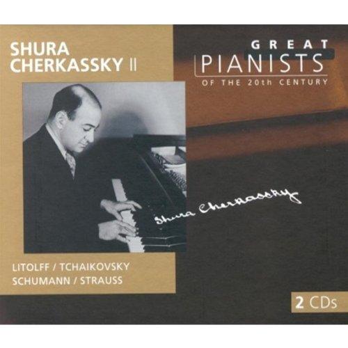 Grands Pianistes du 20e Siècle - Shura Cherkassy II