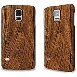 Designer Hülle / Case / Cover für das Samsung Galaxy S5 mini - ''Holz'' von caseable