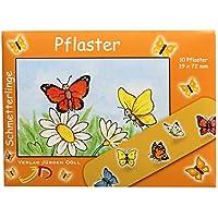 KINDERPFLASTER Schmetterling Briefchen 10 St preisvergleich bei billige-tabletten.eu