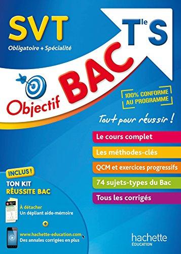 Objectif Bac - SVT Term S par Nicolas Salviat