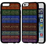 Harry Potter Books 3 Case Cover Your Iphone 6 Plus Case And Iphone 6S Plus Case ( Black Hard Plastic )