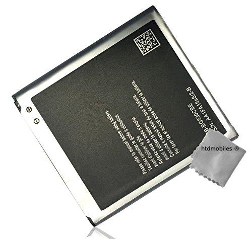 Batterie de rechange pour Microsoft Lumia 535 (2200mAh)