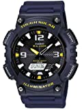 Casio Herren-Armbanduhr CASIO COLLECTION Digital Quarz (One Size, schwarz)