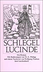 Lucinde. by Friedrich Schlegel(1985-01-31)