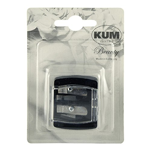 KUM Dual Cosmetic Pencil Sharpener W -