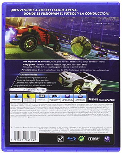 Rocket League - Collector s Edition