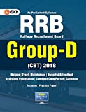 #8: Railway Recruitment Board (RRB) Group-D (CBT) 2018