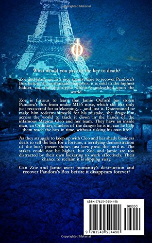 Cursed Magic: A Ley Line World Urban Fantasy Adventure (Relic Guardians)