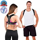 Posture Corrector for Men and Women - Effective and Comfortable Clavicle Support Posture