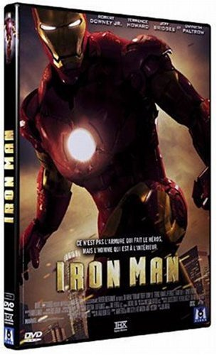 Vignette du document Iron man