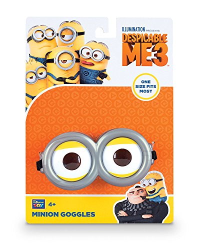 Despicable Me 2 Minion Goggles