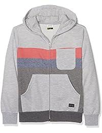 Rip Curl Children's Down South Stripe Hz Fleece Sweatshirt