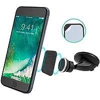 MidGard-in auto magnetico mobile phone holder staffa di montaggio supporto per auto per Apple iPhone SE, 5, 5S, 6, 6, 7, 7 Plus / Samsung Galaxy S5, S6, S7, S7 Bordo, Note 4, Note Edge / Huawei P8, P9, Lite Plus / Sony Xperia Z3, Z5, Premium e Compatto, XZ, X / HTM M8, M9, M10, mobile phone, Smartphone, Phablet, dispositivi di navigazione, etc. - Universale Mini Cooper