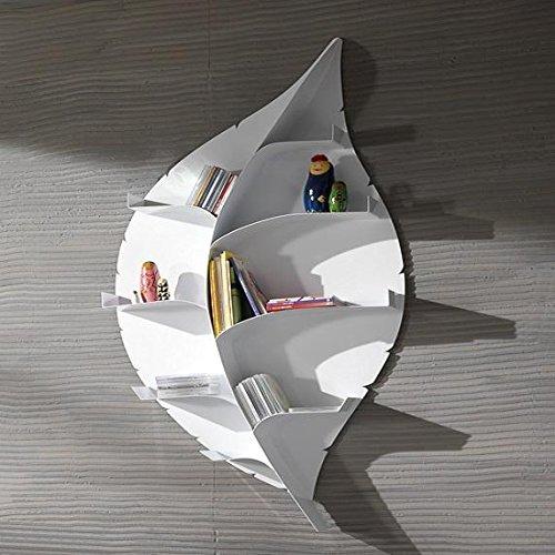 Tomasucci Libreria da parete Foglia