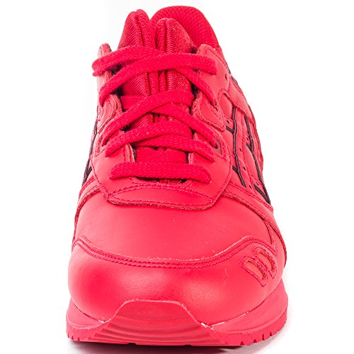 Asics Onitsuka Tiger Gel Lyte 3 III H63QK-2323 Sneaker Shoes Schuhe Mens Red/Red