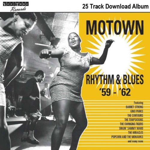 Motown Rhythm & Blues '59 - '62