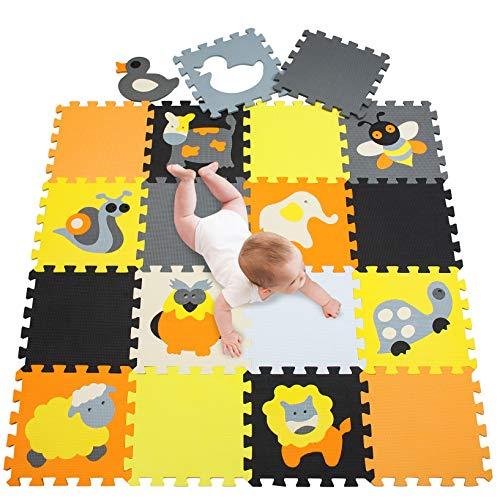 Alfombra Puzzle para bebés