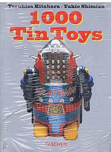 1000 Tin Toys par Teruhisa Kitahara