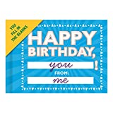 #8: Knock Knock Happy Birthday Fill in the Love Journal (50087)