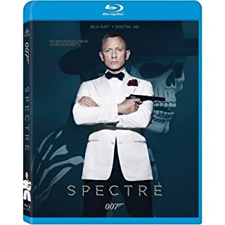 Spectre [Blu-ray + Digital HD] (B017MZ15FE) | Amazon price tracker / tracking, Amazon price history charts, Amazon price watches, Amazon price drop alerts