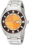 Seiko Men's 'Recraft Series' Japanese Automatic Stainless Steel Dress Watch (Model: SNKN75)