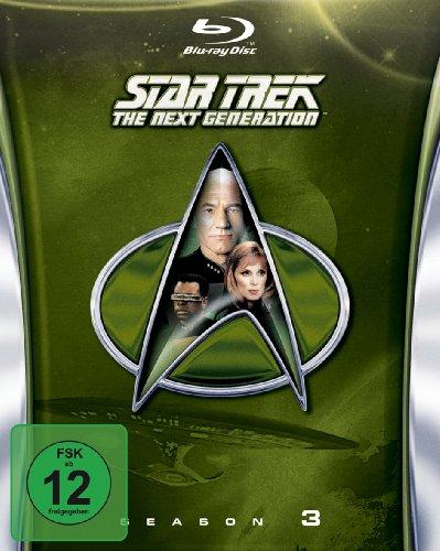 Next-generation-serie (Star Trek - Next Generation/Season 3 [Blu-ray])